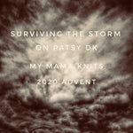 2020 Yarn Advent Countdown Calendar on Patsy DK - Surviving the Storm