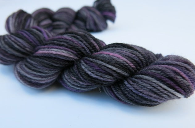 Iodine - Mini Skein on Choufunga Sock
