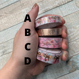 Washi Tape Destash