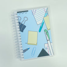 Stationery Sticker Album and Reusable Sticker Book