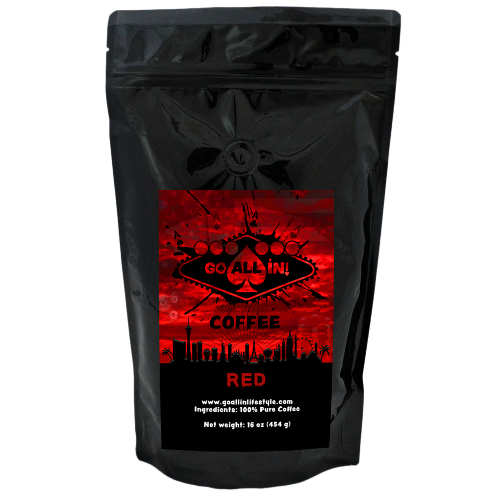 Go All In Coffee / RED