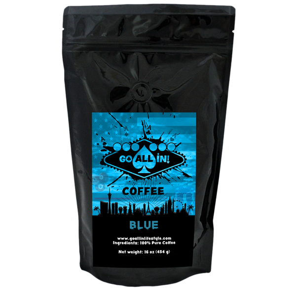 Go All In Coffee / Blue