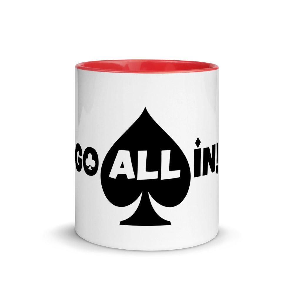 Go All In Logo Mug