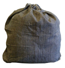 A Handwoven Large Bag: Slubby Cotton Duffel