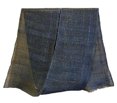 A Short Roll of Rustic Hemp Kaya: Wonderful Indigo Dyed Yarns