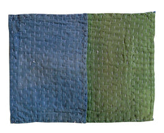 A Large Zokin: Green and Blue