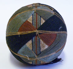 A Quite Large Boro Temari: Hidden Boro