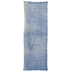 A Length of Chidori Shibori: Stitched Shibori