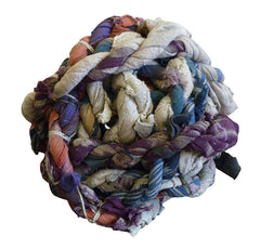 A Ball of Hand Made Cotton Rope: Rustic Himo