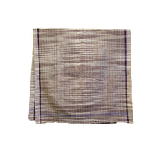 A Cotton Indian Khadi Towel #3: Handspun Yarns