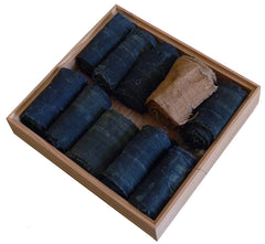 A Fragrant Cedar Box of Tatami Heri: Hemp Tatami Edging