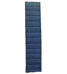 A Beautifully Colored Length of Striped Cotton: Horizontals