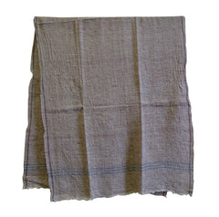 A Wonderful Cotton Khadi Towel #1: Handspun Cotton
