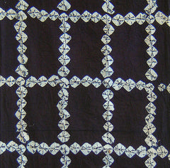 A Length of Shibori: Kumo as Lattice