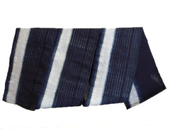 A Length of Indigo Dyed Hemp: Miao People