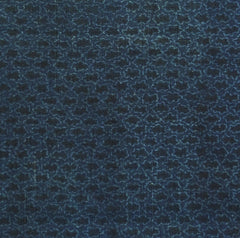 A Beautiful Piece of Narumi Kongata: Stenciled Faux Shibori