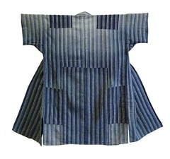A Cotton Patched Noragi: Stripes on Stripes