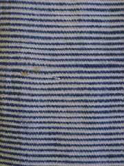 A Length of Chidori Shibori: Puckered Horizontal Lines