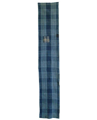A 19th Century Length of Plaid Cotton: Ito Aji or Thread Flavor