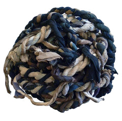 A Lage Ball of Rustic Himo: Unruly Recycled Cotton Rope