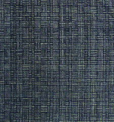 A Length of 19th Century Handwoven Cotton: Faded Sankuzushi