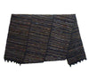 A Sakiori or Ragweave Obi: Rich Dark Color Tones