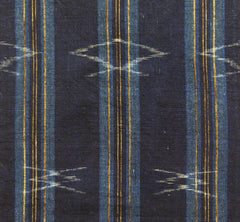 An Elegant Length of Woven Cotton: San'in Kasuri