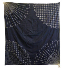 An Extremely Good, Very Large Sashiko Furoshiki
