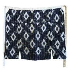 A Heavily Sashiko Stitched Maekake: Traditional Apron