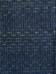 A Length of 19th Century Heavily Woven Kasuri: Beautiful Color