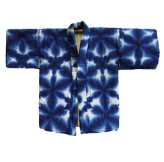 A Baby's Sekka Shibori Jacket: Padded Cotton