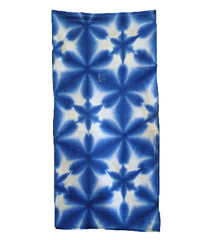 A Sekka Itajime Shibori Diaper: One Patch
