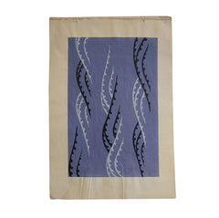 A 1902 Woodblock Print by Kamisaka Sekka #3: Water Patterns