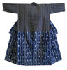 A Pieced Cotton Coat: Beautiful Shibori Details