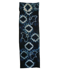 A Wonderful Length of Shibori: Hand Spun Cotton and Complex Image