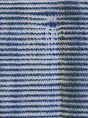 A Length of Chidori Shibori: Puckered Lines