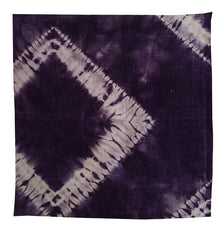 A Fragment of Shikon Dyed Cotton: Gromwell Root