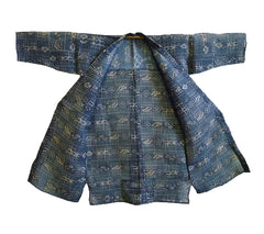 A Beautifully Worn and Pieced Jacket of Omi Jofu: Repurposed Cloth