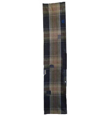 A Complex Plaid Boro Length: Showa Period