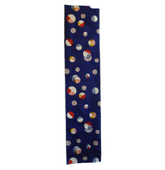 A Length of Meisen Silk: Colorful Dots