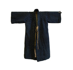 A Child's Boro Kasuri Kimono: Tattered Cotton