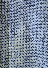 A Length of Miura Shibori: Small Figured Cloth