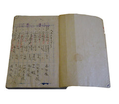 A Wonderfully Messy Daifukucho: Old Ledger