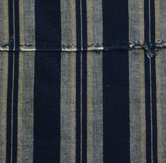 An Elegant Length of Cotton Cloth: Stripes