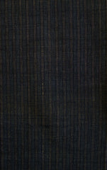 A Gorgeous Length of Subtly Striped Cotton: Nineteenth Century