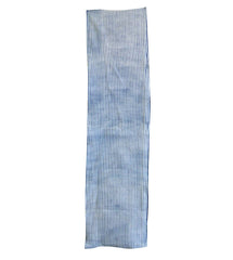 A Length of Pleated Shibori: Suji