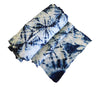 A Full Bolt of Kumo Shibori: Beautiful Cotton and Indigo