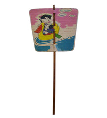 A Taisho Era Child's Fan #2