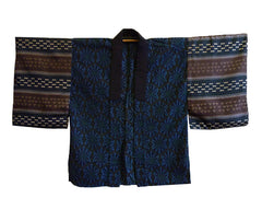 A Silk and Flannel Han Juban: Rich Colors