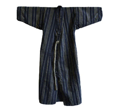 A Child's or Adolescent's Everyday Kimono: Woven Stripes